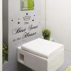 Toilet en Wasruimte