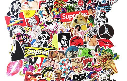 overige stickers
