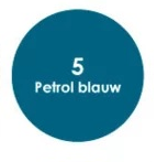 Petrol Blauw