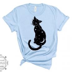 Digitaal Design Dieren Witchy Cat Aparte Kat