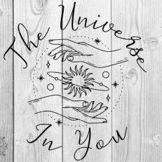 Digitaal Design Spiritualiteit Tekst: The Universe in You