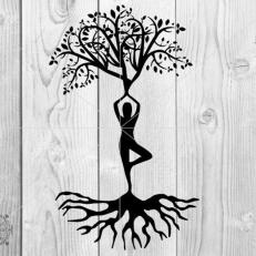 Digitaal Design Spiritualiteit Tree of Life De Levensboom