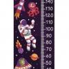 Groeimeter Muurdecoratie Ruimtevaart QS421